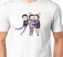 Kings Of Con & Other Guy! (Textless) Unisex T-Shirt