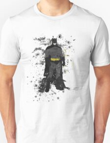 Superhero Splatter Art Unisex T-Shirt