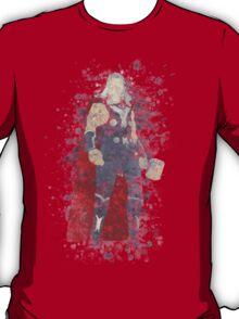 Thor Splatter Graphic T-Shirt