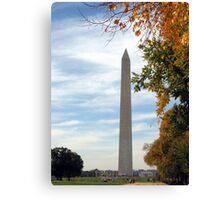 Washington Beauties  Canvas Print