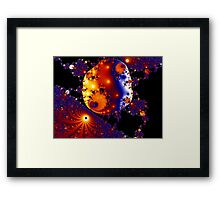 Inflection I Framed Print
