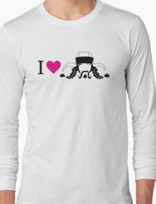 I love Bofur Long Sleeve T-Shirt
