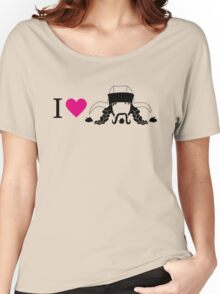 I love Bofur Women's Relaxed Fit T-Shirt