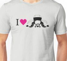 I love Bofur Unisex T-Shirt