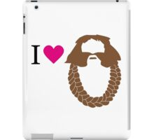I love Bombur iPad Case/Skin