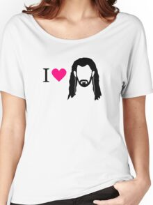 I love Thorin Women's Relaxed Fit T-Shirt