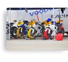 Voodoo Racing Canvas Print