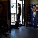 Rue de Rivoli - The Art Squat by JimFilmer