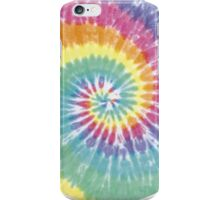 Tie Dye Pattern iPhone Case/Skin