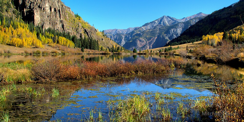 Crystal Lake, Colorado by Mitchell Tillison
