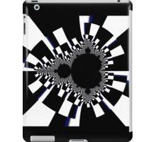 Untitled XVI - White iPad Case/Skin