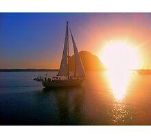 Morro Bay Photographic Print