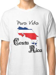 Costa Rica, Pura Vida Classic T-Shirt