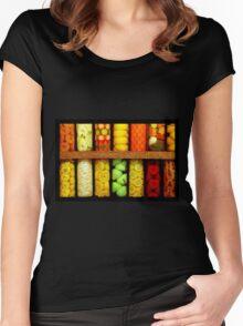 ~Seasonal Specimens~ Women's Fitted Scoop T-Shirt