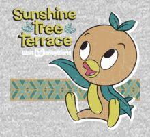 Sunshine Tree Terrace Orange Bird Kids Clothes