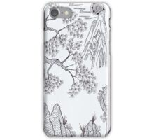 Mountain Pine iPhone Case/Skin