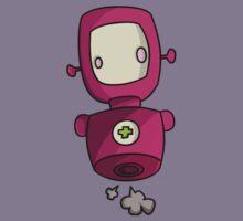 ROBOT PINK Kids Tee