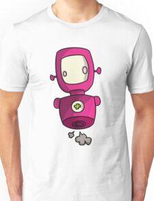 ROBOT PINK Unisex T-Shirt
