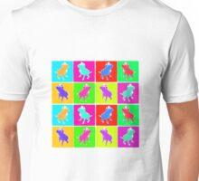 Poppin Pits Pilot Unisex T-Shirt