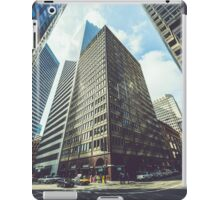 Downtown San Francisco iPad Case/Skin