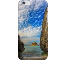 Last Exit: Aegean sea iPhone Case/Skin