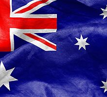 Australia Flag by MarkUK97