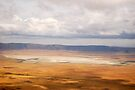 Ngorongoro Crater, UNESCO World Heritage Site by inglesina