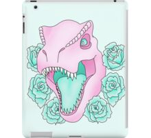 Pink and Extinct  iPad Case/Skin