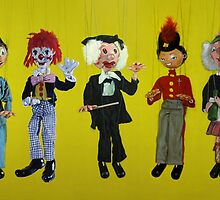 Pelham Puppets by bryanhibleart