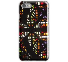 Stain Glass Ceiling iPhone Case/Skin