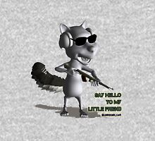 Blindskunk - Say Hello to my little friend Unisex T-Shirt