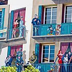 Art on the House end in Cannes France by imagic
