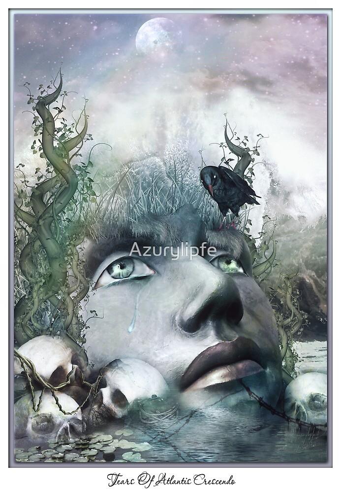 Tears of Atlantis Crescendo by Azurylipfe