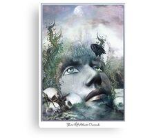 Tears of Atlantis Crescendo Canvas Print