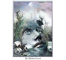 Tears of Atlantis Crescendo Photographic Print