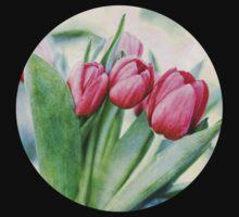Twilight Tulips Kids Clothes