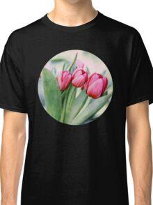 Twilight Tulips Classic T-Shirt