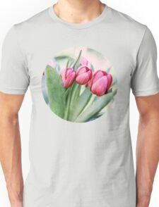 Twilight Tulips Unisex T-Shirt