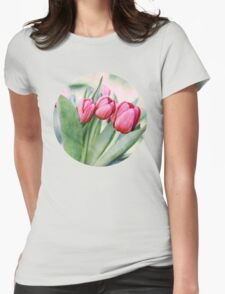 Twilight Tulips T-Shirt
