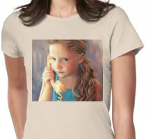 The Confidante Womens Fitted T-Shirt