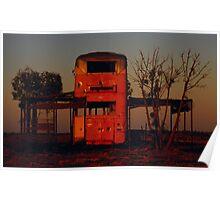 Jack's Bus... SA  #2 Poster