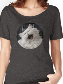 They say that NOTHING beats a good belly laugh!  Women's Relaxed Fit T-Shirt