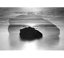 Dreaming Rock Photographic Print