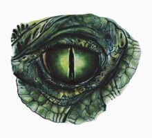 Dragon's eye by Kim West