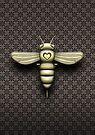 The Bee Cyborg by Yanko Tsvetkov