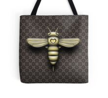 The Bee Cyborg Tote Bag