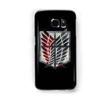 Scouting Legion ( alternative ) Samsung Galaxy Case/Skin