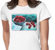 Ruby Delicious Womens Fitted T-Shirt