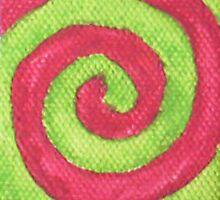 Spiral Love by Sarah Bentvelzen