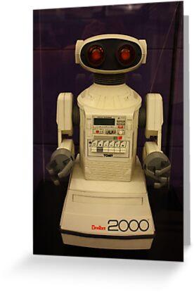 Omnibot 2000, Computer History Museum, Mountain View, California by Igor Pozdnyakov